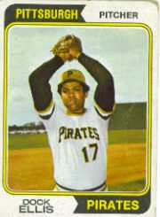 1974-topps-baseball-card-145-dock-ellis-near-mint