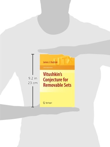 Vitushkin's Conjecture for Removable Sets (Universitext)