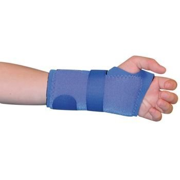 Benik 081586197 W-312 Wrist Splint, Left, Ped X-Small, Shape,, ()