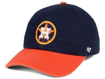 8c68be7b69d9c MLB Houston Astros  47 Franchise on Field Replica H on Star - Navy Orange