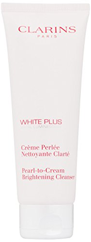 Clarins Mousse (Clarins White Plus Total Luminescent Pearl-To-Cream Brightening Cleanser 125ml/4.5oz)