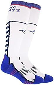 Toronto Blue Jays Men's Performance Over The Calf Socks W