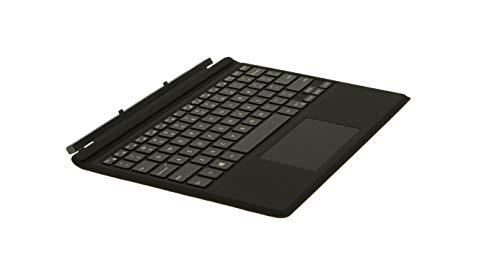 (Dell Latitude 2-in-1 Travel Keyboard 580-AGYI PC90-BK-US 0HMW4V 09XWXW Touchpad)