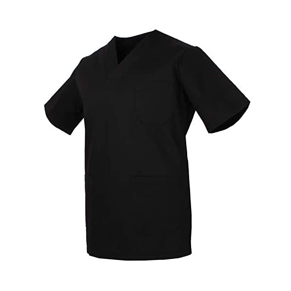 MISEMIYA - Camisa Camisetas Unisex Uniformes LABORARES ESTÉTICA Dentista - Ref:T817 4
