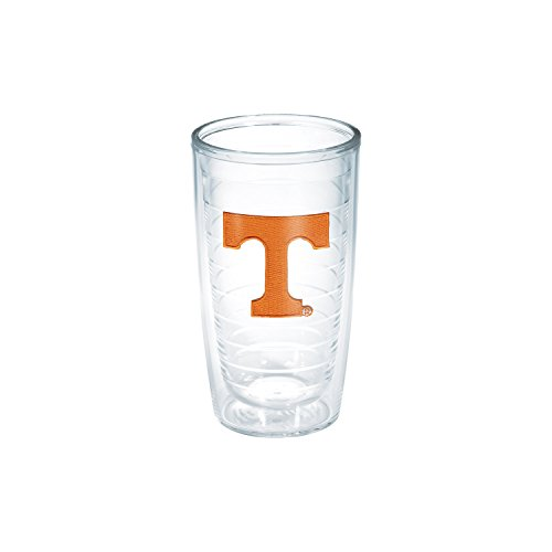 (Tervis Tennessee University Emblem Individual Tumbler, 16 oz, Clear (1006828))
