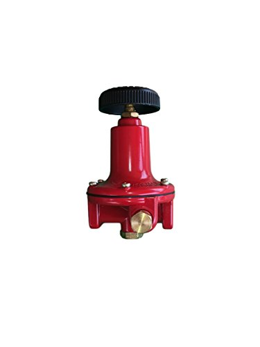 Propane LP Gas Adjustable 0 - 60psi High Pressure Regulat...