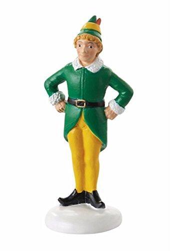 Department 56 Elf The Movie ''Buddy The Elf'' Christmas Figurine #4054583