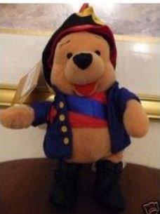 Disney Mini Bean Bag Pooh 1967 ()