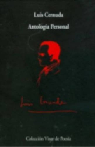 Antologia personal with CD (Luis Cernuda)