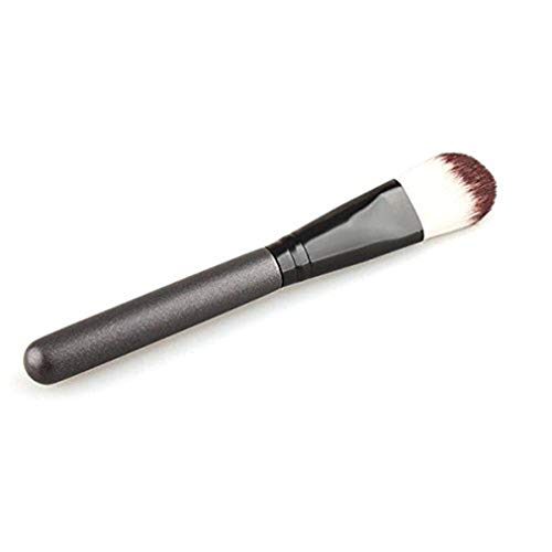 Winter Lotuss Foundation Brush Brush Professional Beauty Makeup Makeup Tool Profesional Pinceaux Maquillage Powder Brush #7 Green