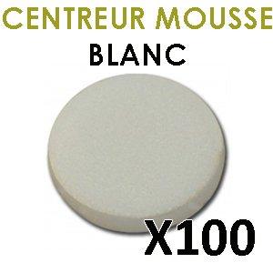 Zentrierhilfe für CD-Weiß-Kauf von Mousse. X 100