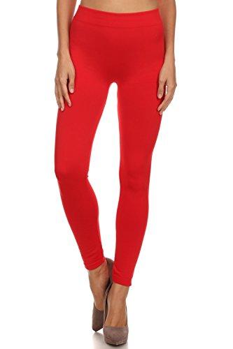Seamless Fleece Leggings Women Stretch product image