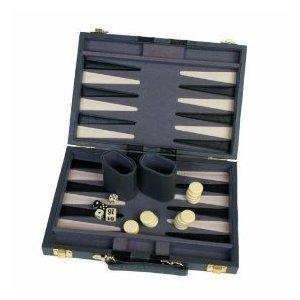 Backgammon Attache 18 from John N. Hansen Co.