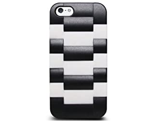 The Joy Factory Daytona V - Watchband Textured Case for iPhone5/5S, CSD127 (Snow White) Mobile Accessories at amazon