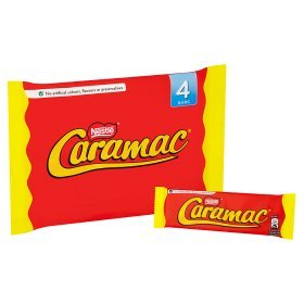 - Original Caramac Caramel Bar Pack Imported From The UK Caramac Caramel Bars British Chocolate