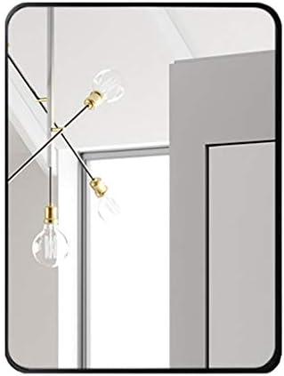 長方形のミラーウォールマウントメタルフレーム/掛かる浴室用ミラー/特大装飾的な化粧鏡、戸口、洗面所、リビングルームなど