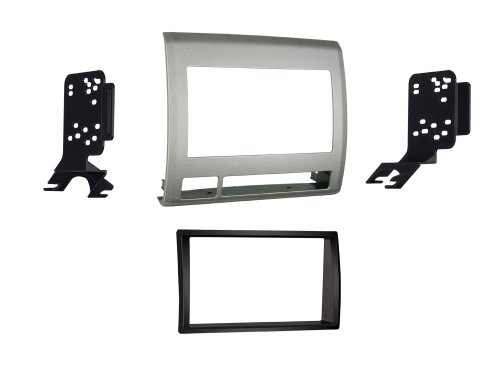 metra-95-8214tg-double-din-dash-kit-for-toyota-tacoma-2005-2011-vehicle-gray