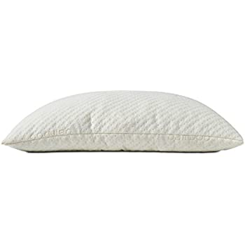 brentwood home aliso bamboo pillow keeps you cool u0026 comfortable for a blissful sleep
