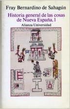 Historia general de las cosas de nueva España 1: Amazon.es ...