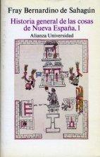 Historia general de las cosas de nueva España 1: Amazon.es: Sahagun Fray Bernardino De: Libros