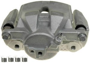 Raybestos Brakes FRC12012N Brake Parts Inc Raybestos Element3 New Semi-Loaded Disc Brake Caliper and Bracket Assembly Disc Brake Caliper Raybestos Element3 New Semi-Loaded Caliper & Bracket Assy