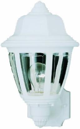 Matte White Thomas Lighting SL94358 Outdoor Essentials Outdoor Wall Lantern