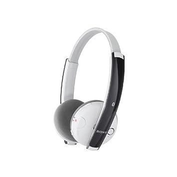 Sony DR-BT101/W auricular - Auriculares (Circumaural, 14-24000 Hz, 30 mm, Inalámbrico, 0.6 m, 125 g) Color blanco: Amazon.es: Electrónica