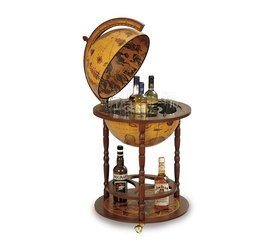 ZOFFOLI DRINKS CABINET BAR GLOBE (ART 87)