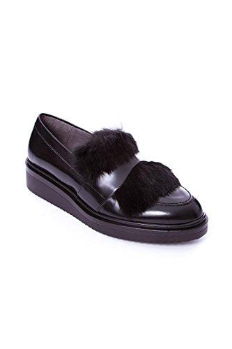 KANNA , Sandales pour femme Noir noir