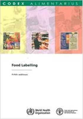 Ebooks en ligne gratuitement sans téléchargement [Food Labelling] (By: Food and Agriculture Organization of the United Nations) [published: April, 2008] B00VZ4A19U in French MOBI