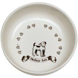 ORE Pet Vintage Parisian Bowl – Meilleur Ami, My Pet Supplies