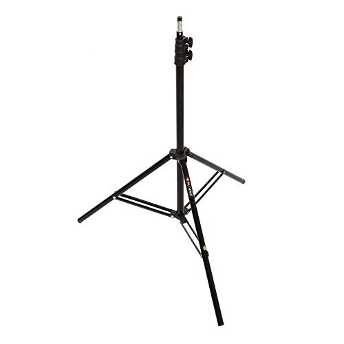 PLTHINK Luxpad 43H 15'' Bi-Color 3200K-5600K LED Lighting and PRO-203 Stand Set for YouTube Creator, Beauty Makeup, Live Streaming, Portrait Shooting, and Various Video Shooting(2 Stand Set) by PLTHINK (Image #2)