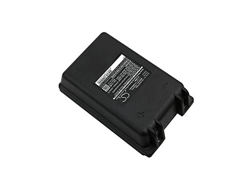 Cameron-Sino Replacement Battery for Autec Crane Remote Control CB71.F, FUA10, UTX97 Transmitter