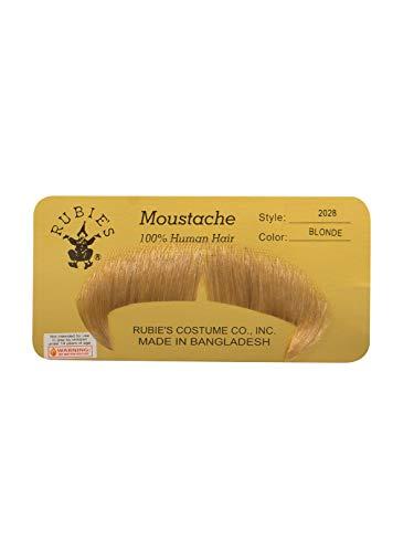 Rubie's Winchester Fake Moustache, Black, One Size]()