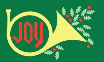 Flag NEOPlex 3' x 5' Holiday Christmas Joy by Home and Holiday