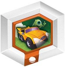 Disney Infinity Series 2 Power Disc Mike's New Car [11 of 20] by Disney Infinity (Aladdin Infinity Disk)