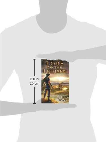 Lore of the Letharn (The Raithlindrath Series) (Volume 2)