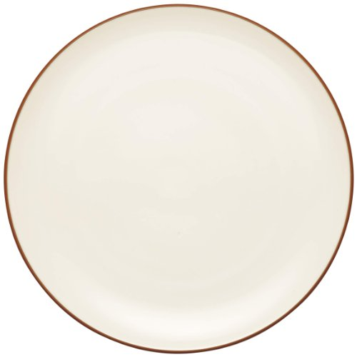 Noritake Colorwave Coupe Dinner Plate, Terra Cotta ()