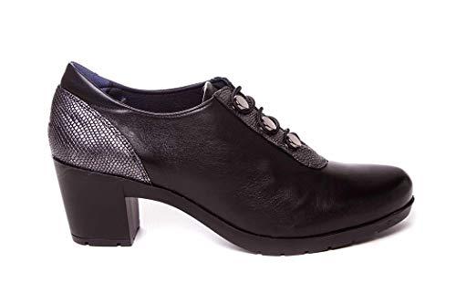 De Lacets Noir Pour Tolino Femme Chaussures À Ville BwHFxqC5