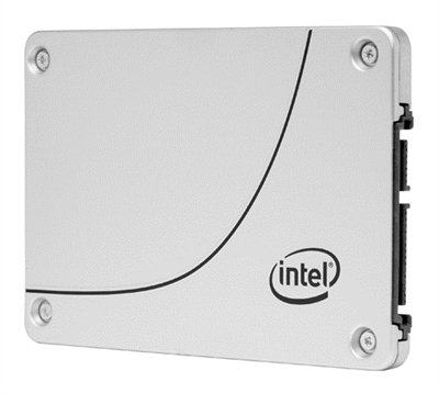 Intel S3520 Series 800GB Solid State Drive - 2.5