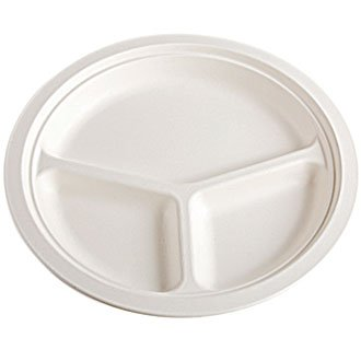 10-inch-Sugarcane-3-Partition-Plate-Case-of-500