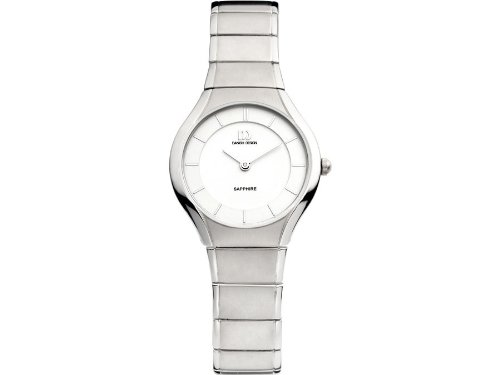 Danish Design IV62Q943 Titanium White Dial Women's Watch