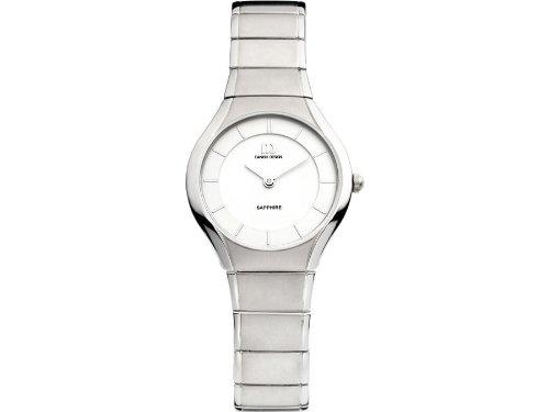 Danish Design IV62Q943 Titanium White Dial Women's Watch