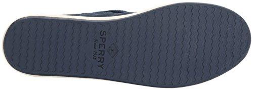 Zapatillas Sperry Top-sider Para Hombre Drift Con 3 Ojos, Azul Marino