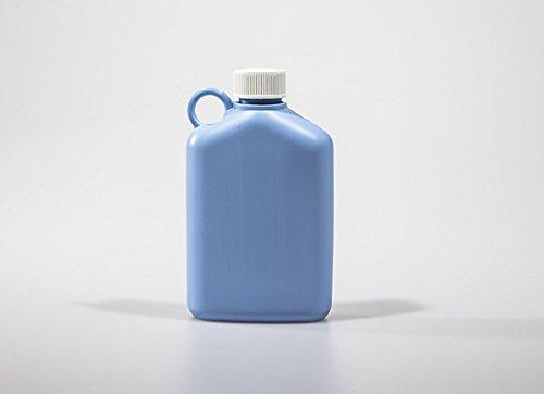 Plastex Plastic Tour Flask, 0.33 L, Turqouise