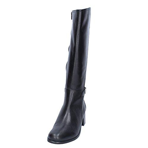 LOPEZ EU Nero SARA 41 Stivali Pelle Donna UWdq7