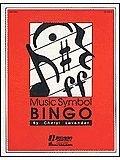 Hal Leonard Music Symbol Bingo (Game) by Hal Leonard