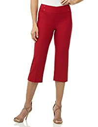 Amazon.com: Red - Pants / Clothing: Clothing, Shoes & Jewelry