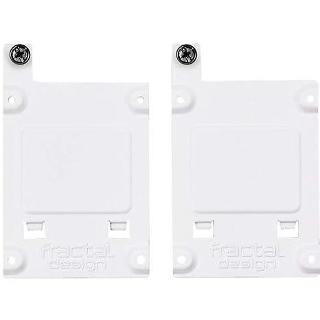 Amazon.com: Fractal Design - Juego de soportes SSD tipo A (2 ...