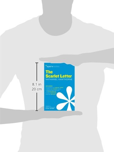 amazoncom the scarlet letter sparknotes literature guide sparknotes literature guide series 9781411469822 sparknotes nathaniel hawthorne books